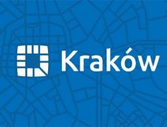 波兰克拉科夫(Kraków)发布全新城市形象LOGO