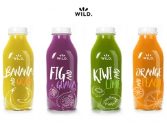 Wild.果汁飲料包裝設計