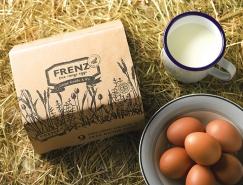Frenz鸡蛋包装设计