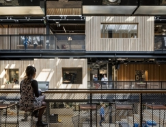 Airbnb都柏林办公室设计