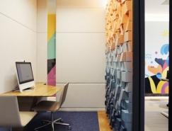 LinkedIn马德里办公室设计
