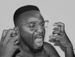 Arinze Stanley超逼真人物肖像鉛筆畫