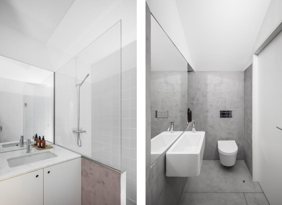 葡萄牙艺术家的极简风格公寓设计