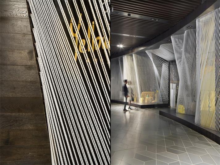 墨尔本Yellow Earth旗舰店设计