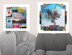 艺术品在线交易平台Artupia全新形象设计