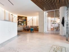 Dropbox悉尼办公室空间设计