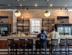 雅典Clarke's Standard餐厅品牌和室内设计
