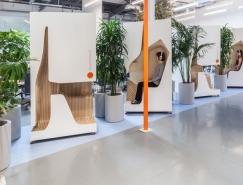 Headspace办公室空间设计