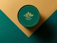 Mirage Arabica咖啡包装设计