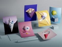 George Stoyanov 3D插畫設計