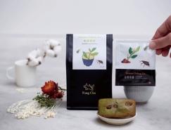 FongCha茶包裝設計
