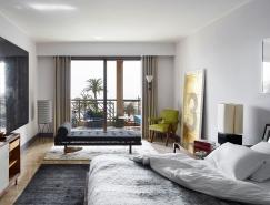 摩纳哥优雅复古的公寓设计