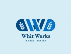 30个面包店创意logo设计