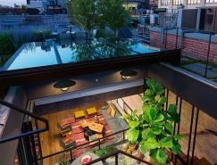 纽约仓库改造为时尚loft公寓