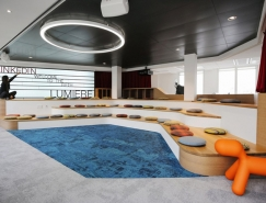 LinkedIn巴黎办公室设计