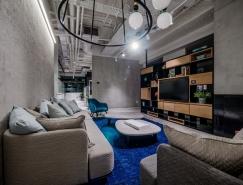 微软以色列Herzliya办公室空间设计