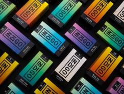 INDIGO避孕套包装设计
