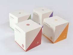 Evripos茶包裝設計