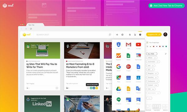 35个漂亮的单页面网站设计