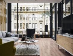 3個時尚現代的閣樓公寓設計