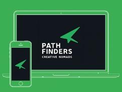 设计机构The Pathfinders品牌形象设计
