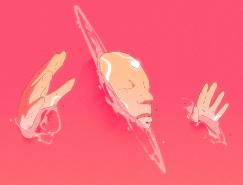 超現實的夢幻:Victor Mosquera插畫作品欣賞