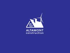 45款建築和工程建設logo設計
