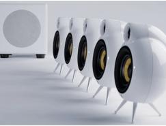 Podspeakers莢式音箱的傳奇經曆為你揭秘背後的設計師