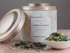 Yswara茶包装设计