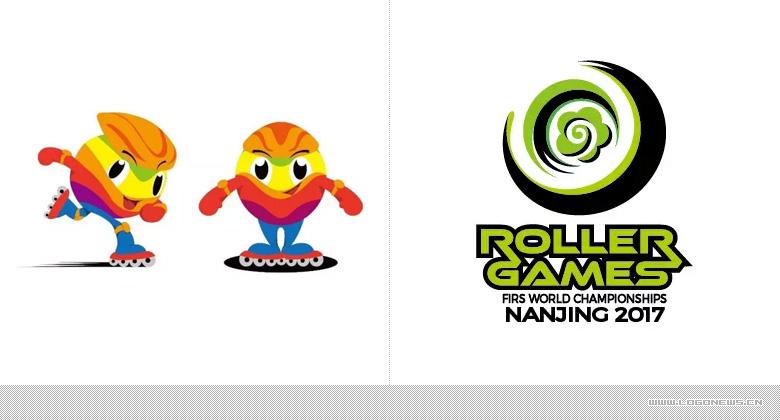 2017年世界全项目轮滑锦标赛会徽和吉祥物发布
