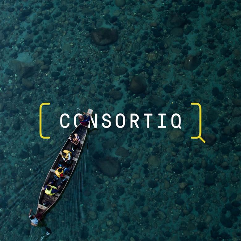 英国商业无人机服务公司ConsortiQ更换新LOGO