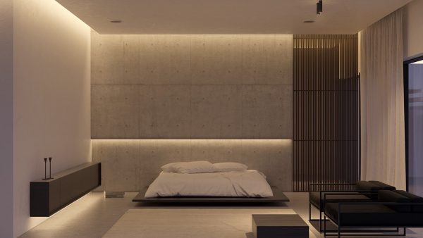 low-futon-bed-concrete-wall-industrial-b