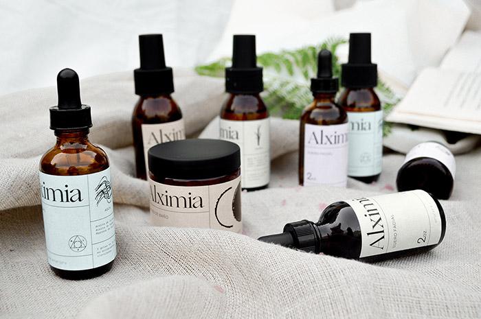 Alximia化妆品包装设计