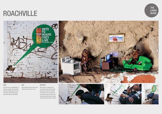 40个国外创意户外广告设计(2)