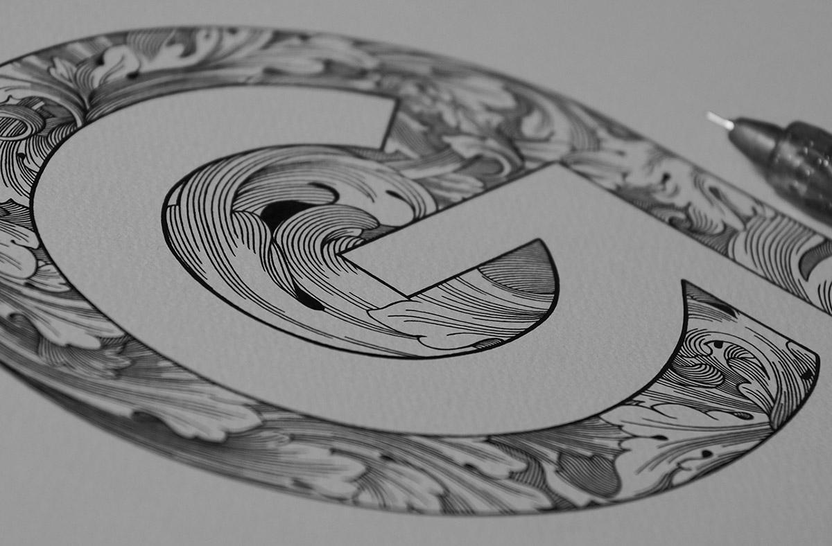 Spider Money精美的手写字体设计作品
