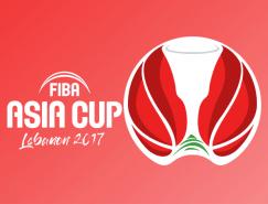 2017年亚洲杯篮球赛官方LOGO和吉祥物正式发布