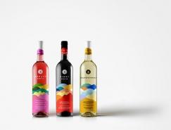 Le Champin葡萄酒限量版包装设计