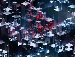 Tomasz Artur Bolek 3D数字城市风景