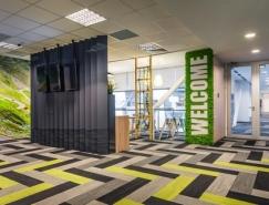 运输公司Euromaster办公室空间设计