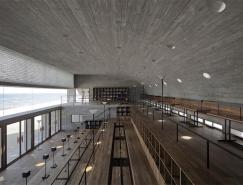 27个创意经典的图书馆设计案例