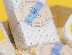 Dynasty乳品包装设计