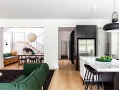 澳大利亚老房改造成舒适温馨的艺术之家