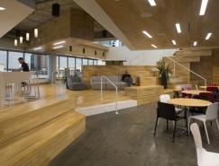 音乐版权公司SESAC办公空间设计