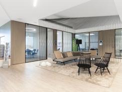 地产服务机构CBRE巴塞罗那办公室设计