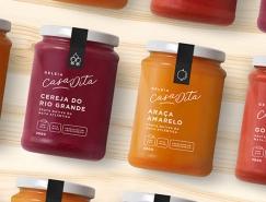 Casa Dita果酱包装设计