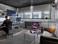 纽约Prodigious办公空间设计