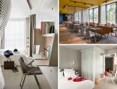 法国OKOK现代风格酒店设计