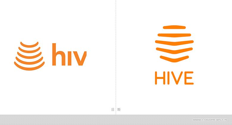 "Wolff Olins为智能家居品牌""Hive""打造全新品牌形象"