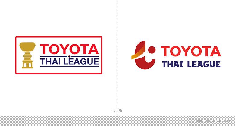 泰国足球超级联赛(TPL)时隔一年再次更换新LOGO