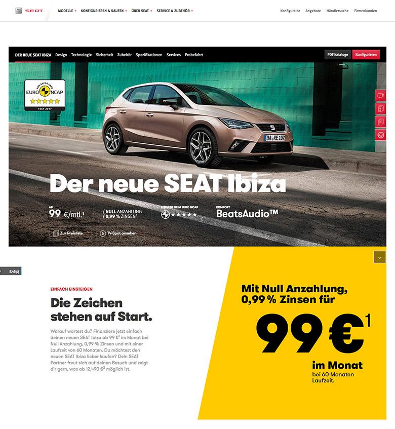 西雅特汽车(SEAT)启用扁平化新LOGO